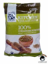 KITCHEN TREASURES 100% CORIANDER POWDER 400G