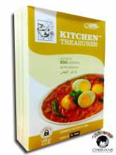 KITCHEN TREASURES EGG MASALA 100G