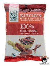 KITCHEN TREASURES 100% CHILLI POWDER 2.2LB