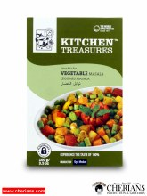 KITCHEN TREASURE VEGETABLE MASALA 100G