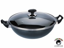 KITCHEN KING CHINESE STYLE WOK 24CM