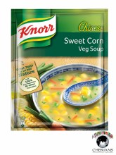 KNORR CHINESE SWEET CORN VEG SOUP 44G