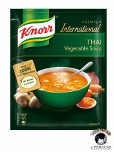 KNORR INTERNATIONAL THAI VEGETABLE SOUP 46G