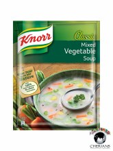 KNORR MIXED VEGETABLE SOUP 11G
