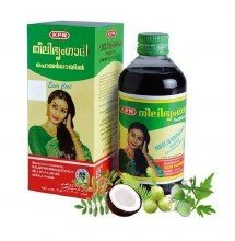 KPN NEELIBHRINGADI HAIR OIL (COCONUT OIL BASED) 200ML