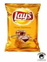 LAYS HONEY BARBECUE 77.9G