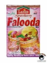 LAZIZA FALOODA MIX STRAWBERRY  195G