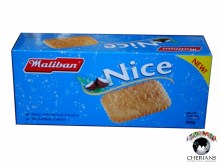 MALIBAN NICE COCONUT BISCUITS 200G