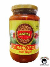 MARIAS CUT MANGO PICKLE 400G