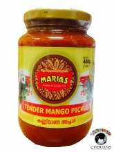 MARIAS TENDER MANGO PICKLE 400G