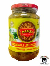 MARIAS VADUKAPULI LIME PICKLE 400G
