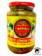 MARIAS WHITE LEMON PICKLE 400G