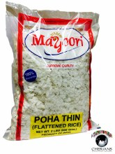 MAYOORI POHA THIN (FLATTENED RICE) 2LB