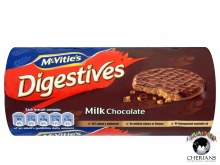McVITIES DIGESTIVES MILK CHOCOLATE 300G