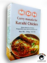 MDH CURRY MASALA FOR KARAHI CHICKEN 100G