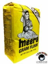 MEERA GRAM FLOUR 2LB
