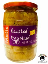 MELIS ROASTED EGGPLANT 510G