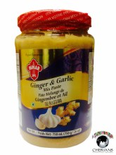 MINAR GINGER & GARLIC MIX PASTE 750G