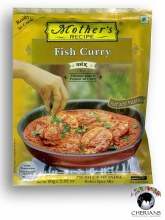 MOTHERS RECIPE- FISH CURRY 80G