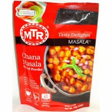 MTR CHANA MASALA(SPICED POWDER) 100G