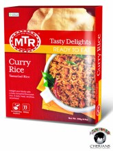 MTR CURRY RICE 250G