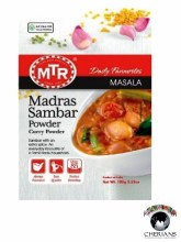 MTR MADRAS SAMBAR POWDER 100G