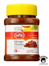 MTR MANGO THOKKU PICKLE 300G
