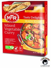 MTR MIXED VEGETABLE CURRY 300G