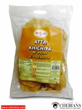 "MAYOORI ATTA KHICHIYA (WHEAT CRACKERS 3"") 340G"
