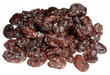 MAYOORI BLACK RAISINS 2LB