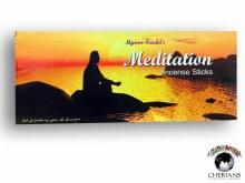 MYSORE SANDAL MEDITATION (6 PACKS OF 20 STICKS)