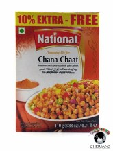 NATIONAL CHANA CHAAT MASALA 110G