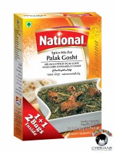 NATIONAL PALAK GOSHT (2)50G