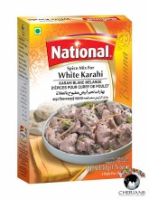 NATIONAL WHITE KARAHI (2)45G