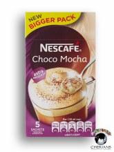 NESCAFE CHOCO MOCHA 5 SACHETS/100G