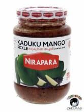 NIRAPARA KADUKU MANGO PICKLE 400G