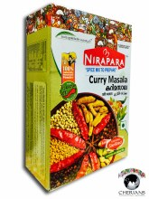 NIRAPARA CURRY MASALA 200GM