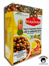 NIRAPARA EGG & VEGETABLE MASALA 200G