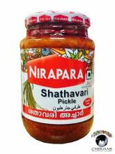 NIRAPARA SATHAVARI PICKLE 400G