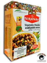NIRAPARA VEGETABLE MASALA 200G