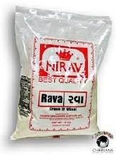NIRAV RAVA COARSE 2LB