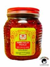 NIRAV AMBA HALDI PICKLE 2LB