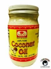 NIRAV 100% PURE COCONUT OIL 413ML