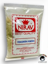 NIRAV FENUGREEK POWDER 200G