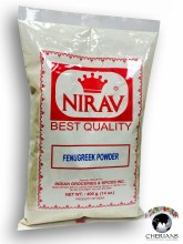 NIRAV FENUGREEK POWDER 400G