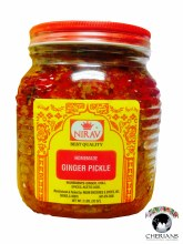 NIRAV HOMEMADE GINGER PICKLE 2LB