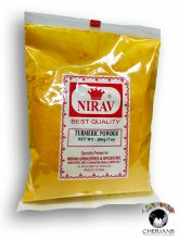 NIRAV TURMERIC POWDER 200G