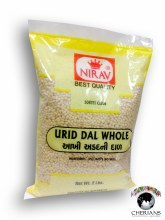 NIRAV URID DAL WHOLE 2LB