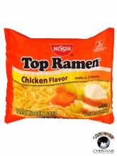 NISSIN TOP RAMEN CHICKEN FLAVOR 85G