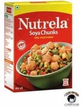 NUTRELA SOYA CHUNKS 200G